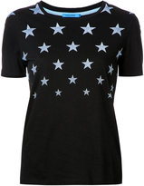 GUILD PRIME star print T-shirt - women - Cotton - 34