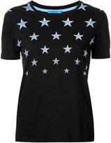 GUILD PRIME star print T-shirt - women - Cotton - 36