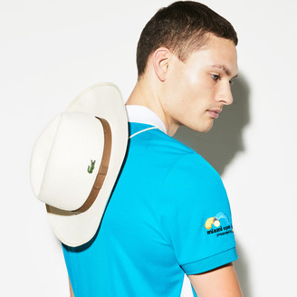 Lacoste Unisex SPORT Miami Open Woven Tennis Hat With Cord