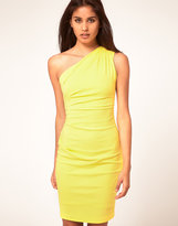 Dress One Shoulder Pencil