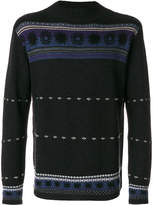 Paul Smith patterned sweater