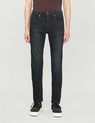 Paige Lennox slim-fit skinny stretch-denim jeans