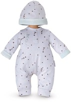 Corolle My First Baby 30cm Grey stars pyjama and hat