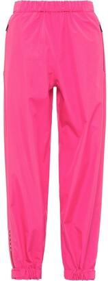 Prada Linea Rossa elasticated track trousers