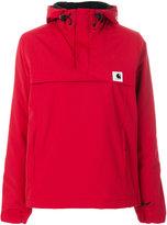 Carhartt hooded pullover jacket