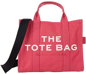 Marc Jacobs Small Traveler Tote (Bright Pink) Handbags