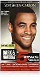 Soft Sheen Carson Dark & Natural 5 Minute Shampoo-In Haircolor, Natural Black