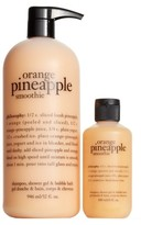philosophy Orange Pineapple Smoothie Shampoo, Shower Gel & Bubble Bath Duo