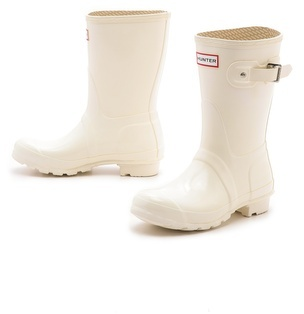 Hunter Boots Original Short Gloss Rain Boots