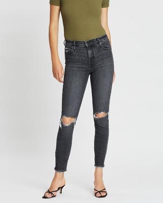 Nobody Denim Cult Skinny Ankle Comfort Jeans