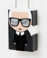 Karl Lagerfeld K/Ikonik Minaudiere