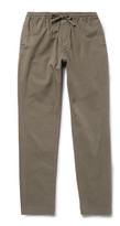 Tomas Maier Stretch-Cotton Twill Trousers