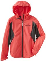 Columbia Girls' Splash Flash II Hooded Softshell Jacket
