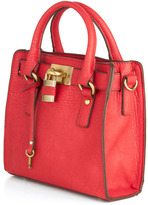 """Melie Bianco Full Course Load Bag in Red - 9.5"""""""