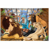 Melissa & Doug 48-pc. Daniel And The Lions Den Floor Puzzle