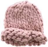 Anne Woodman Thick Hand Knit Hat
