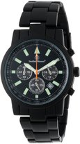 Smith & Wesson Men's SWW-169 Pilot Stainless Steel Strap Watch