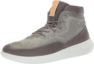 Ecco Men's Scinapse Premium High Top Fashion Sneaker