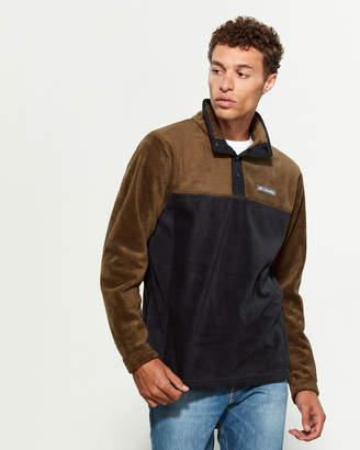 Columbia Color Block Fleece Jacket