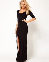 Love Maxi Dress with Side Split