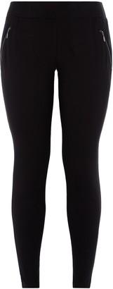 New Look Curves Zip Pocket Leggings