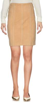 Balmain Knee length skirts