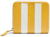 Balenciaga Bazar zip-around leather wallet