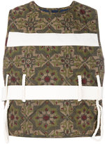 Craig Green quilted waistcoat