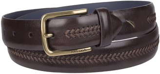 Nautica Men's Dress Belt