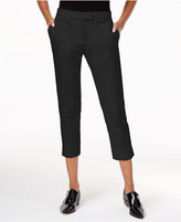 DKNY Cropped Straight-Leg Pants