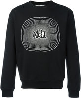 McQ by Alexander McQueen stylised logo sweatshirt - men - Cotton - M