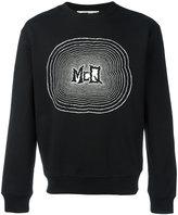 McQ by Alexander McQueen stylised logo sweatshirt