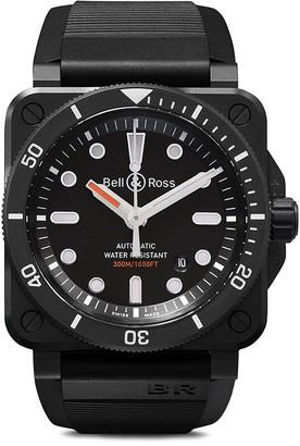Bell & Ross BR 03-92 Diver Matte Black 42mm