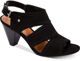 Style&Co. Style & Co Hosper Cone-Heel Sandals, Women Shoes