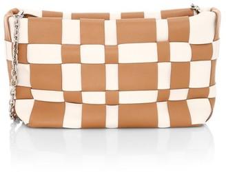 3.1 Phillip Lim Odita Lattice Leather Pouch
