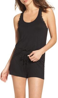 Honeydew Intimates All American Lace Trim Short Pajamas
