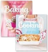 Williams-Sonoma American GirlTM; by Williams Sonoma Cooking and Baking Book Set