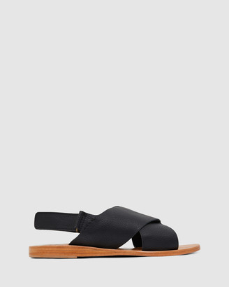 Urge Women's Black Sandals - Peppa - Size One Size, 37 at The Iconic