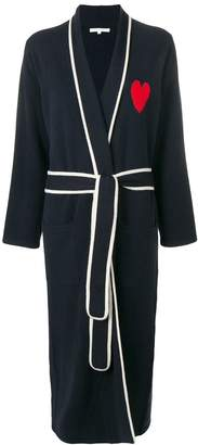 Parker Chinti & heart midi robe