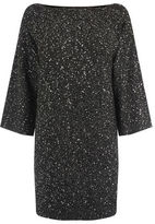 """Oasis Sequin yarn dress [span class=""""variation_color_heading""""]- Multi[/span]"""