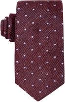 HUGO BOSS Men's Dot Skinny Tie