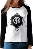 UpGold Porter Robinson Women's Contrast Long Sleeve T Shirt
