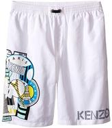 Kenzo All Over Bathing Trunk Boy's Swimwear