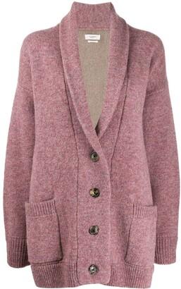 Etoile Isabel Marant long knitted cardigan