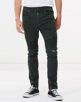 001 Destroy Jeans