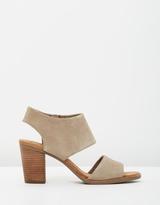 Toms Majorca Cut-Out Heels