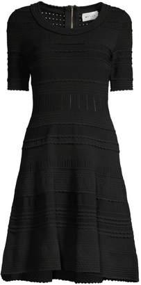 Milly Textured Tech Dress