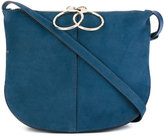 Nina Ricci Kuti satchel bag - women - Suede - One Size
