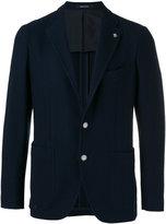 Tagliatore two button blazer - men - Cotton/Cupro - 48