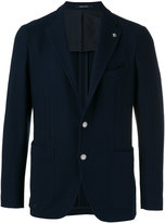 Tagliatore two button blazer - men - Cotton/Cupro - 50